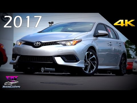 2017 Toyota Corolla iM - Ultimate In-Depth Look in 4K