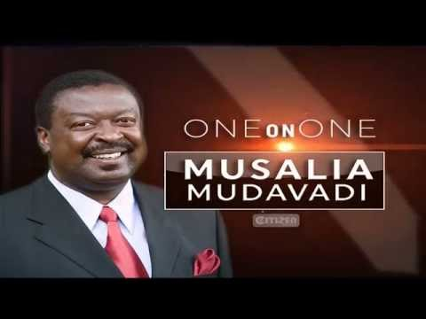 Sunday Live Interview: One On One With Musalia Mudavadi