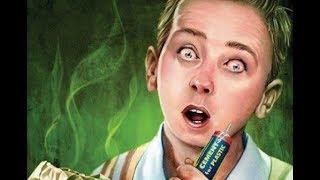 Наркоман под амфетамином