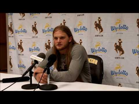 Wyoming Safety Andrew Wingard Discusses Hawaii Win