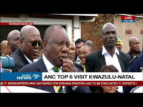 The killings need to stop: Ramaphosa