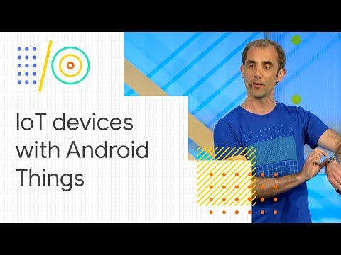 Android Developers Blog: Android Things client library for