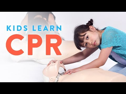 Kids Learn CPR | Kids Learn | HiHo Kids