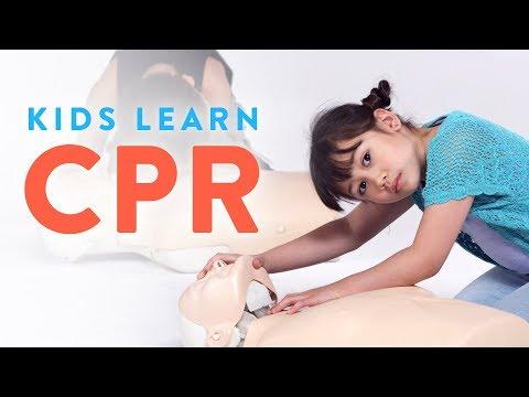 Kids Learn CPR | Kids Learn | HiHo Kids