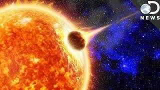 What Happens When Comets Hit The Sun? thumbnail