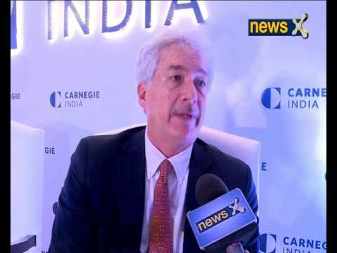 US Deputy Secretary of State William J Burns speaks exclusively to NewsX
