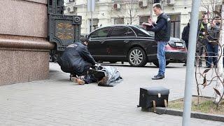 Вбивство екс депутата Держдуми Росії Вороненкова  Версія поліції – дії Росії
