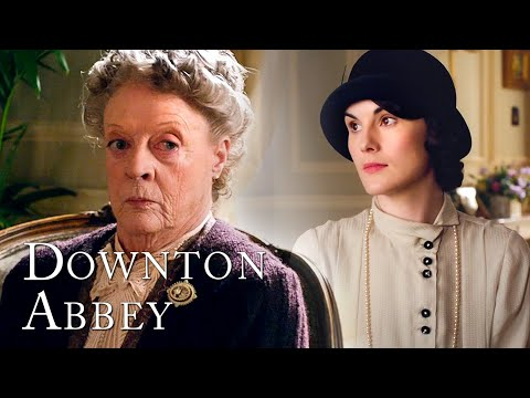 Discussing the Sexcation with Lord Gillingham   Downton Abbey