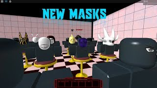 (ROBLOX) Ro - Ghoul | NEW MASKS! (RIP ETO, SPIKED EDGELORD, NORO'S MASK)