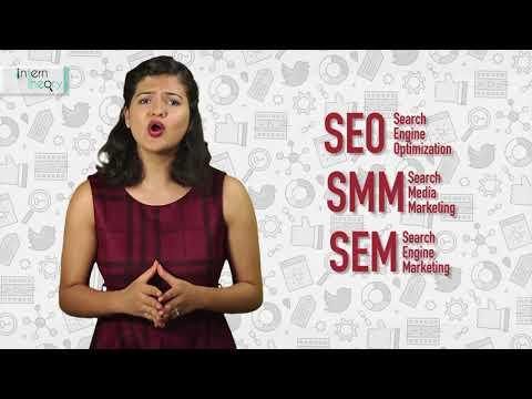 Online Digital Marketing Course | Intern Theory