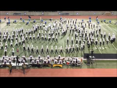 Permian at West Texas Tournament of Bands 2016