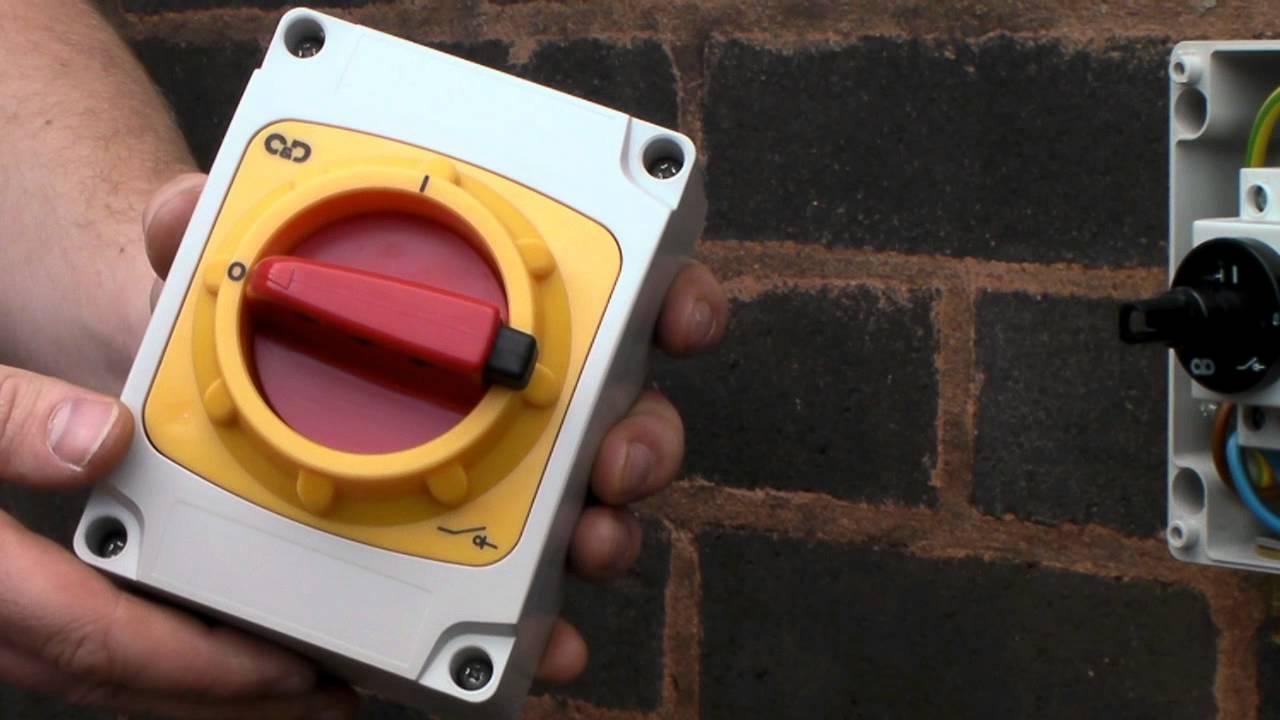 Craig Amp Derricott I Switch Installation Video