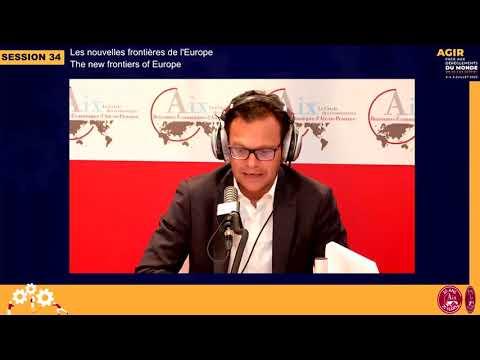 Rencontres Économiques dAix-en-Seine : Les nouvelles frontières de l'Europe (1/2)