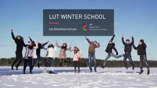 LUT Winter School, Lappeenranta, Finland