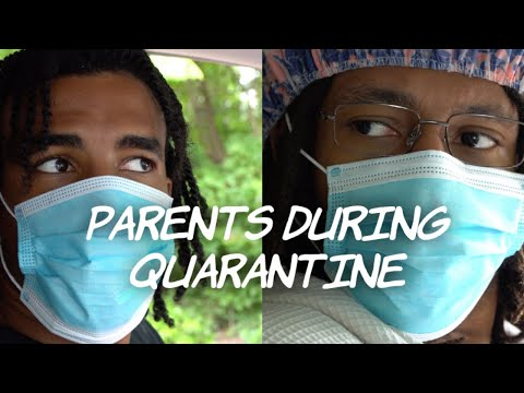 Parents During Quarantine | Dtay Known