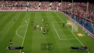 Fifa 14 PS4 Asi graba la capturadora interna