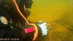 Diving in Honkalampi