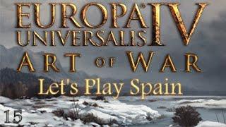 EU4 Art of War Castilian Conquest 15