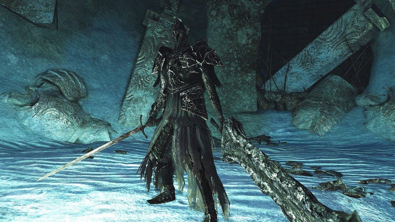 Dark Souls  Black Knight Greatsword Build