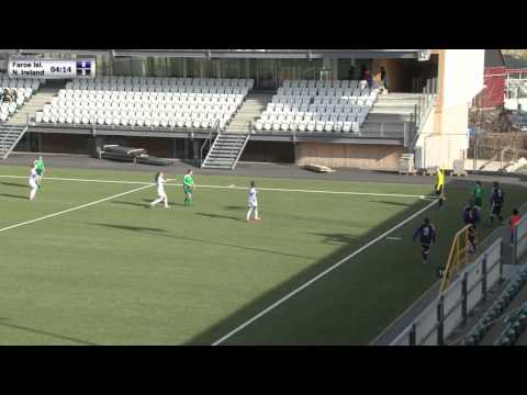 FSF Varpið: UEFA WU16 Faroe Islands - Northern Ireland. Development Tournament