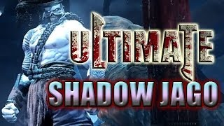 SHADOW JAGO - Ultimate Combo (No Mercy) & Full Final Boss Battle