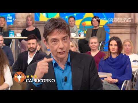 L'oroscopo di Paolo Fox - I Fatti Vostri 22/02/2018