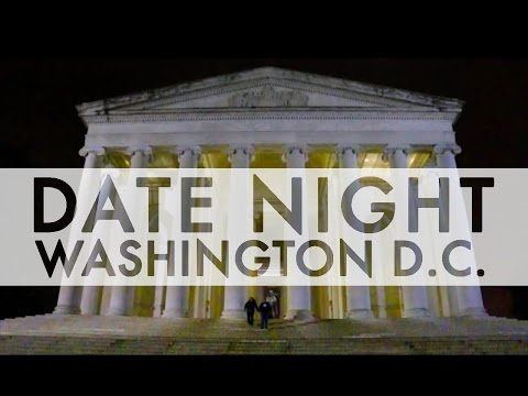 Date Night in D.C. : RV Fulltime w/9 kids