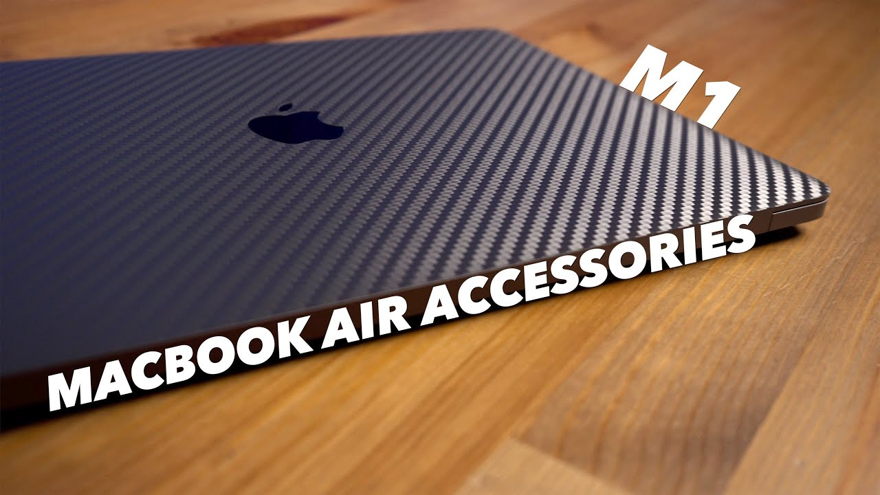 My Best M1 MacBook Air Accessories For 2021 - YouTube