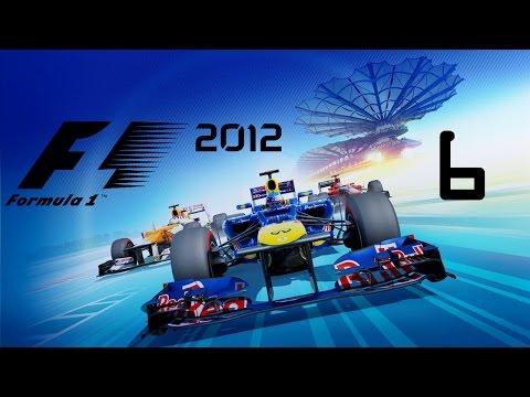 Let's Play F1 2012 #6 - Training Shanghai
