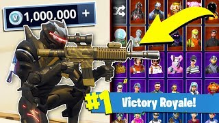 (+600,000 V BUCKS!) *NEW* Thermal Scoped AR is OVER POWERED! | Fortnite Battle Royale Gameplay