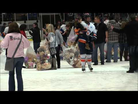 Teddy Bear Toss Clean Up