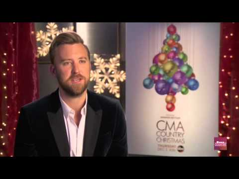 Charles Kelley of Lady Antebellum on Christmas Music | Rare Country