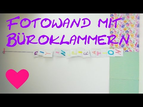 Vote no on back to school supplies diy b roklammern youtub - Fotocollagen basteln ...