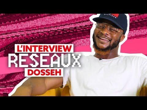 Dosseh Interview Réseaux : Astrid Nelsia ça match ? PNL tu cliques ? Benzema tu follow ?