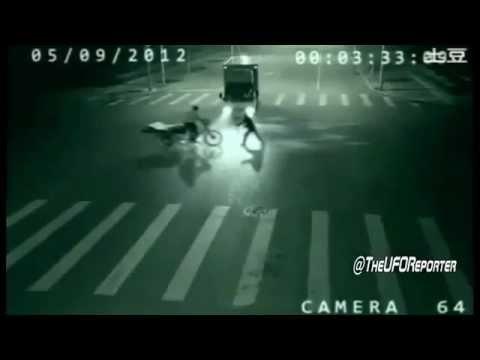 Angel saves men from Horrible crash Supernatural Power