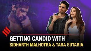 Marjaavaan Cast: In conversation with Sidharth Malhotra and Tara Sutaria
