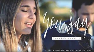 Download You Say - Lauren Daigle (ESPAÑOL) | SPANISH version (Acoustic cover with lyrics) | DANILA VASSALLO Mp3 and Videos