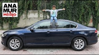 En Ucuz DSG Otomatik Volkswagen Passat Baba Oğul Test