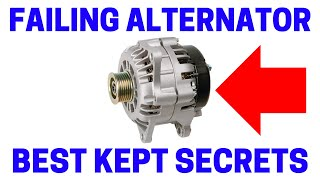 Warning Signs Of A Failing Alternator On Your Car