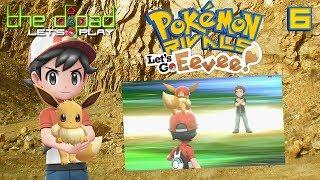 """""""1-800-GOTOSLEEP"""" - PART 6 vs. BROCK - Pokémon: Let"""