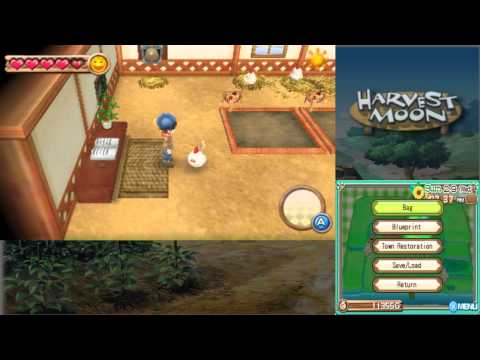 Let's Play Harvest Moon: A New Beginning 30: Building Boom