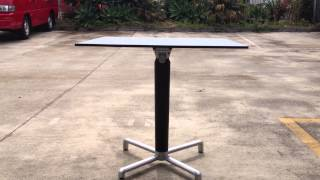 Elevated Furniture Concepts - Folding Cafe Table