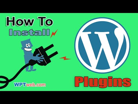How To Install WordPress Plugins? Automatically & Manually via FTP Software – WordPress Tutorial 8
