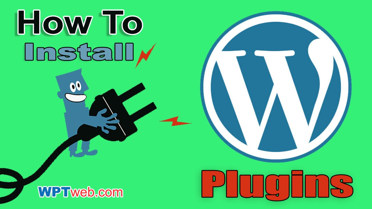 How To Install Wordpress Plugins? Automatically & Manually via FTP Software - WordPress Tutorial
