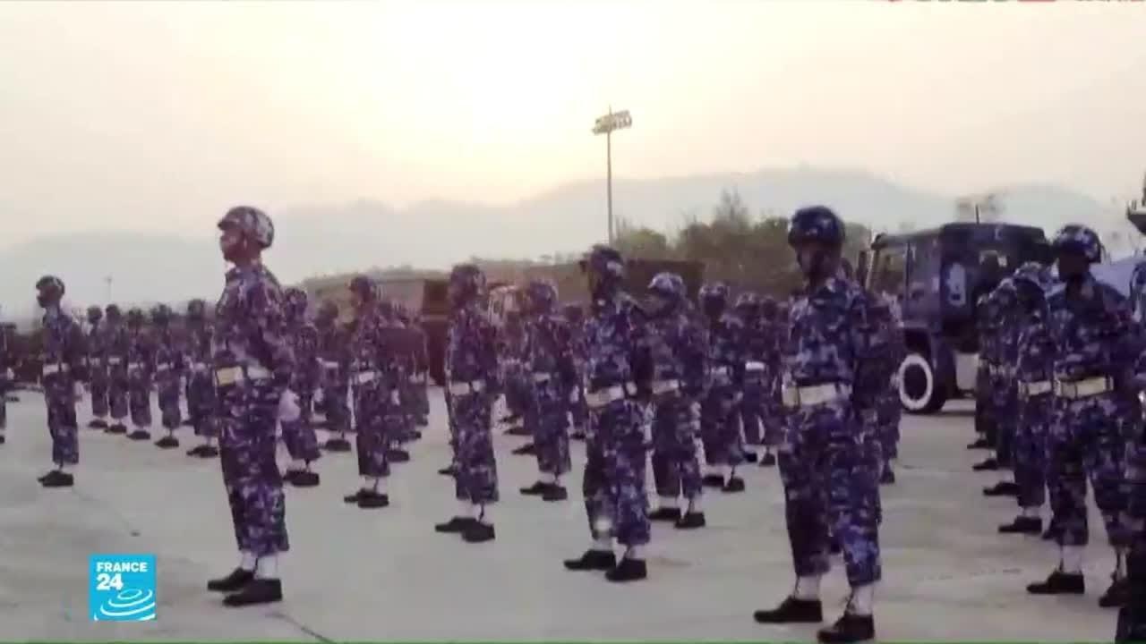 بورما: حكومة موازية مناهضة للانقلاب تضم ممثلين لمختلف الأقليات الإثنية والعرقية  - 17:00-2021 / 4 / 16
