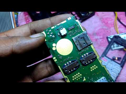 Microsoft -nokia (rm -944) NOKIA -108 headphone mode problem, How To Fix in hindi
