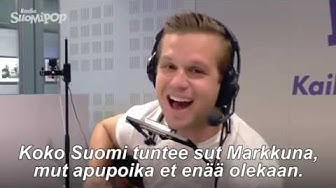 Hovimuusikko Ilkka - Markku (ft.bändi)
