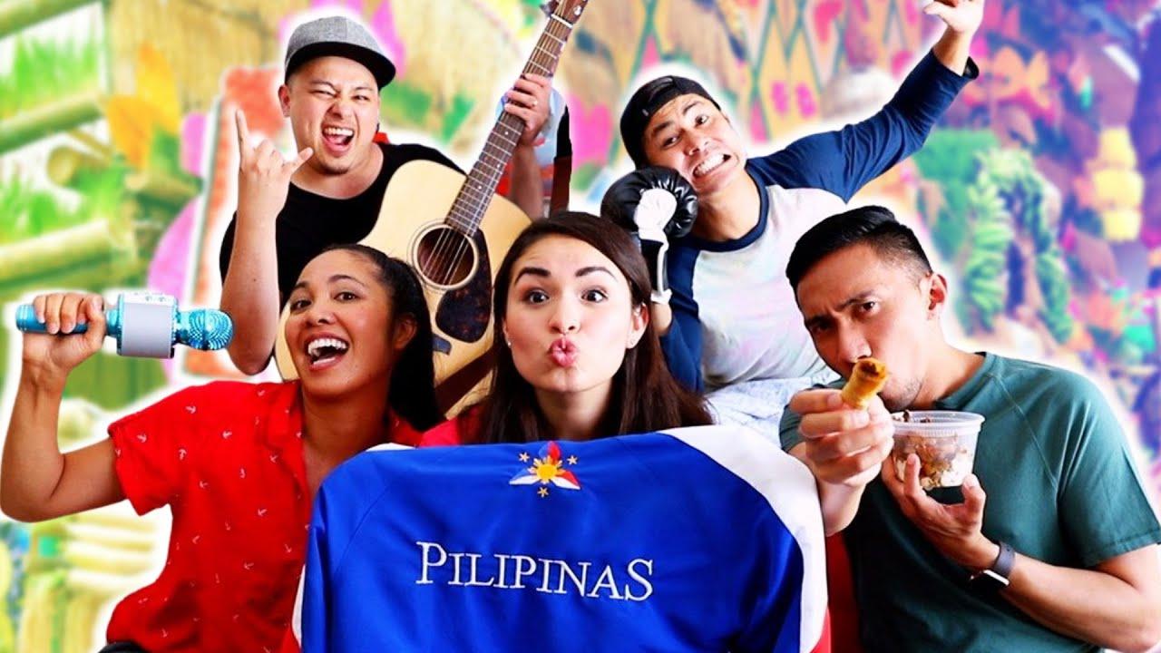 FILIPINO PARTIES Be Like | Smile Squad Skits