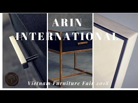 Vietnam furniture Fair 2018 - Arin-International