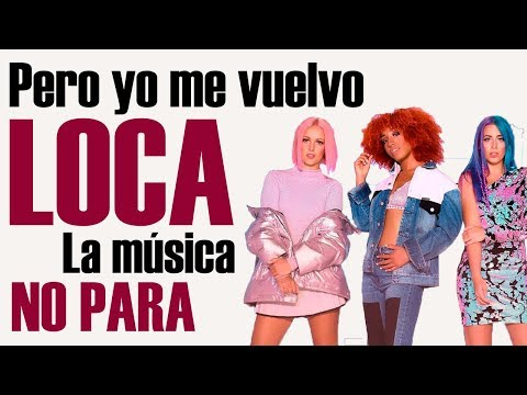 LOCA con LETRA 🎶 - Sweet California